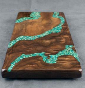 ξύλο κοπής διακόσμηση