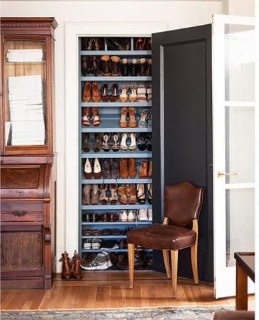 μικρή ντουλάπα για παπούτσια