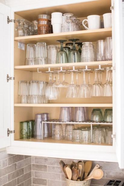 ντουλάπι ποτηριών χωρέσεις ντουλάπια