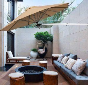 ομπρέλα μπαλκόνι