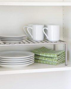 ραφι κουζίνας tips για την οργάνωση της κουζίνας