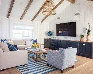 χρώματα επίπλων σαλόνι ξύλινο δάπεδο