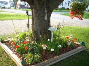 ηλιακά φαναράκια κήπου αυλής