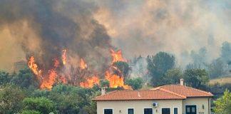 συμβουλές προστατεύσεις σπίτι από πυρκαγιά