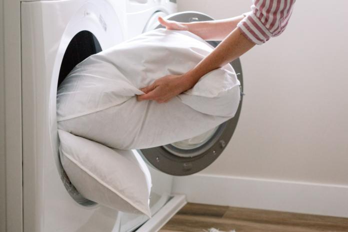 μαξιλάρια πλυντήριο