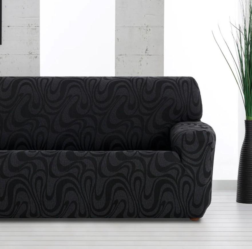 μαύρα καλύματα καναπέ
