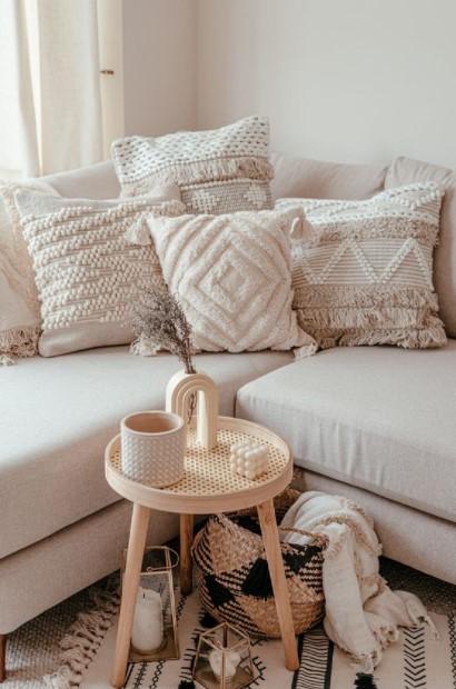 διακοσμητικά μαξιλάρια καναπές
